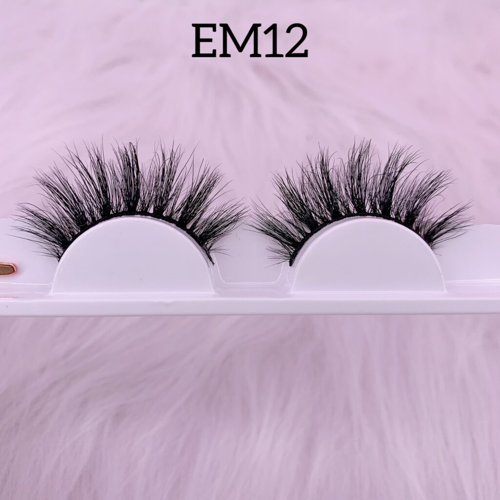 20mm mink lashes EM12