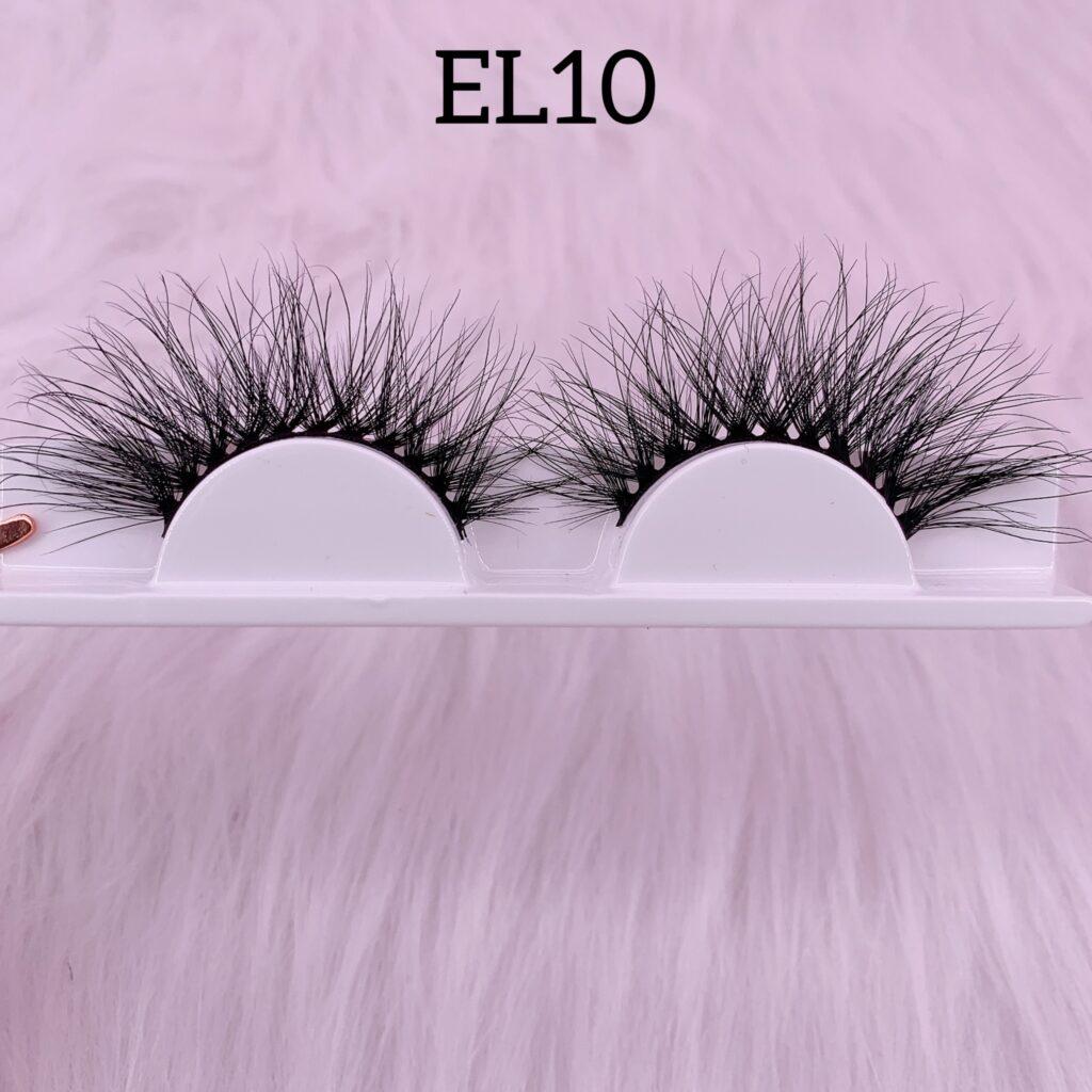 25mm mink lashes EL10