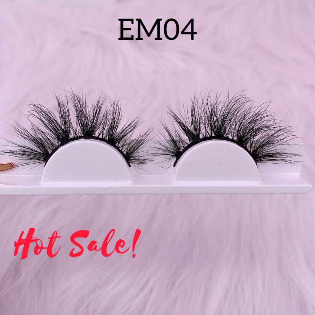 20mm mink lashes EM04