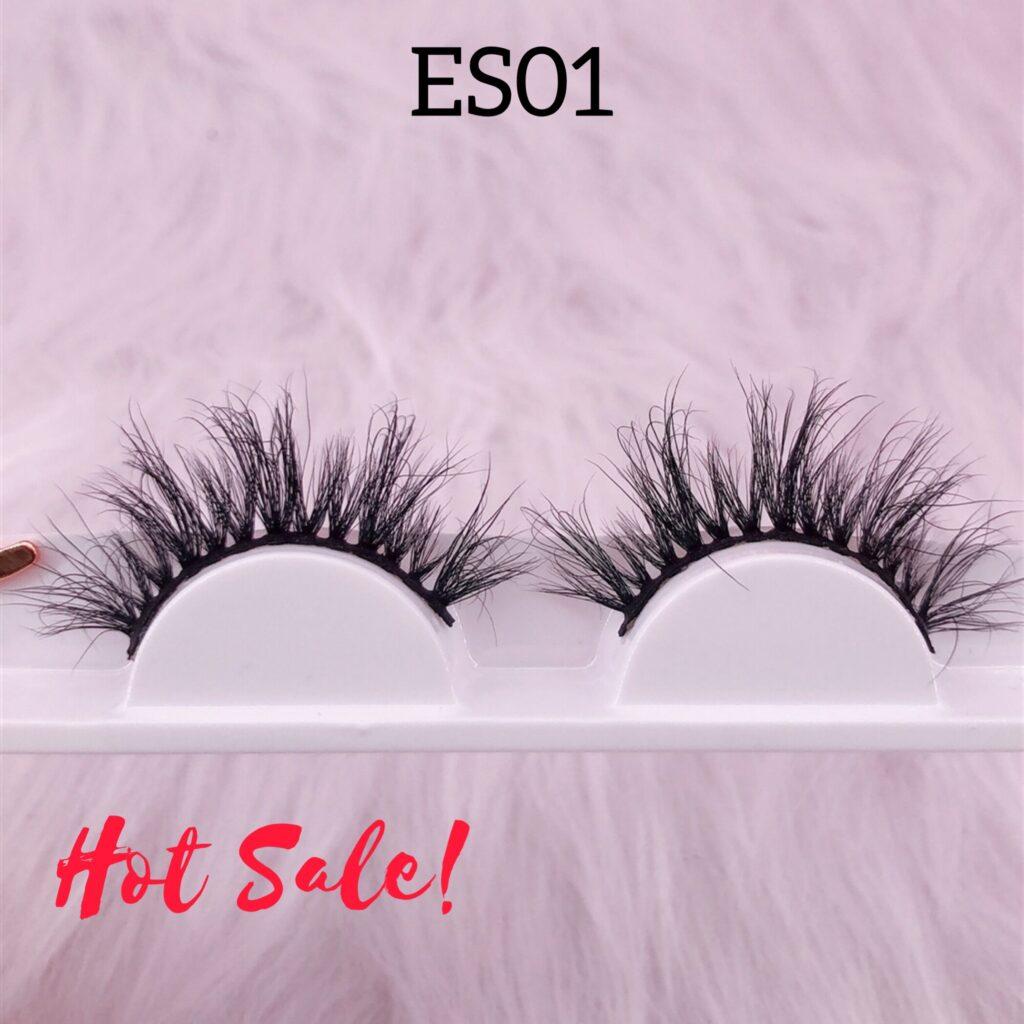 16mm mink lashes ES01