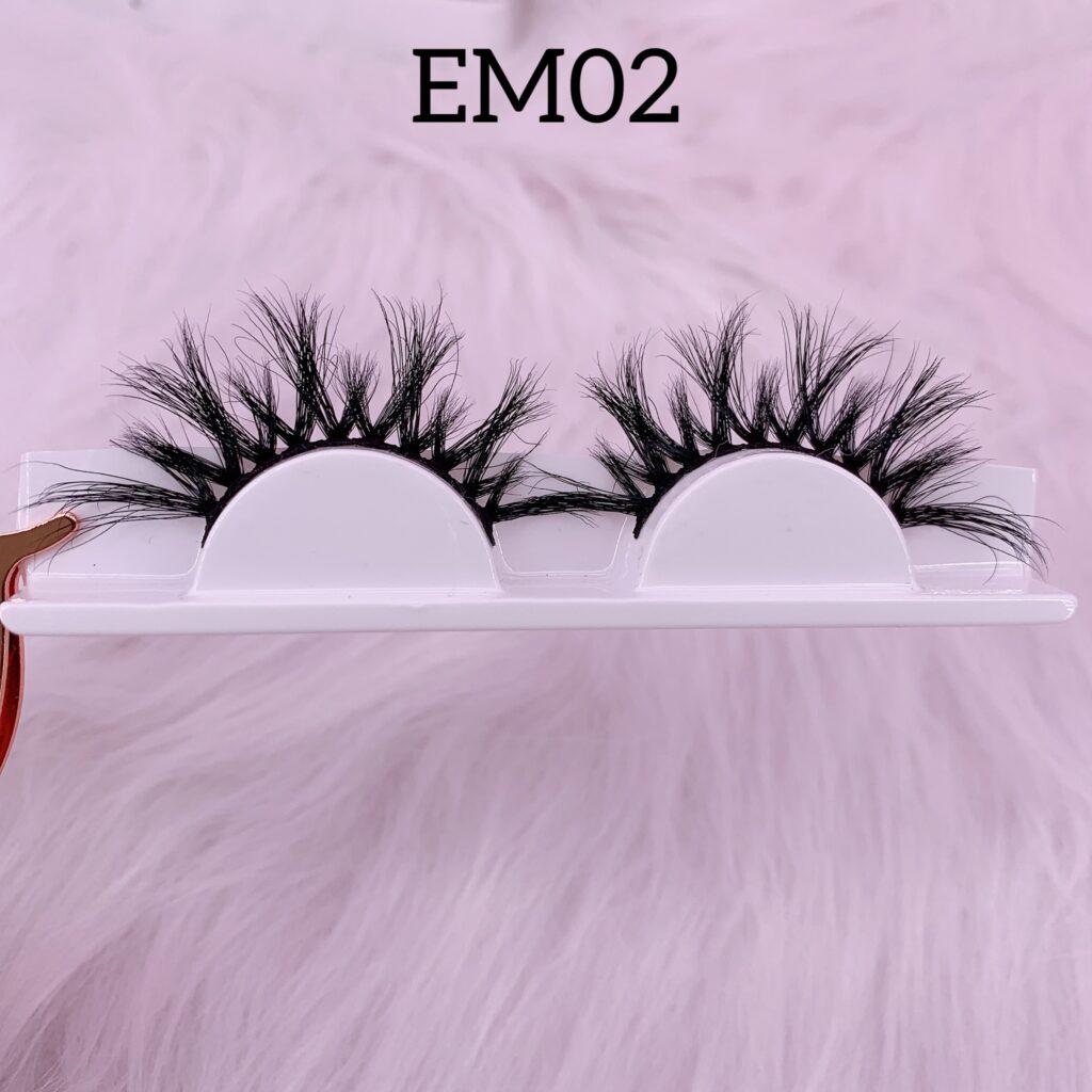 20mm mink lashes EM02