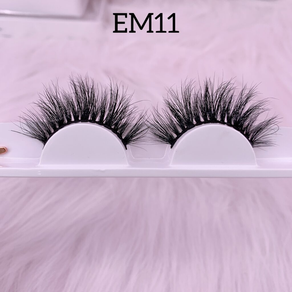 20mm mink lashes EM11