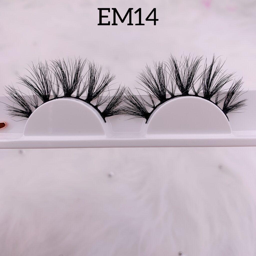20mm mink lashes EM14