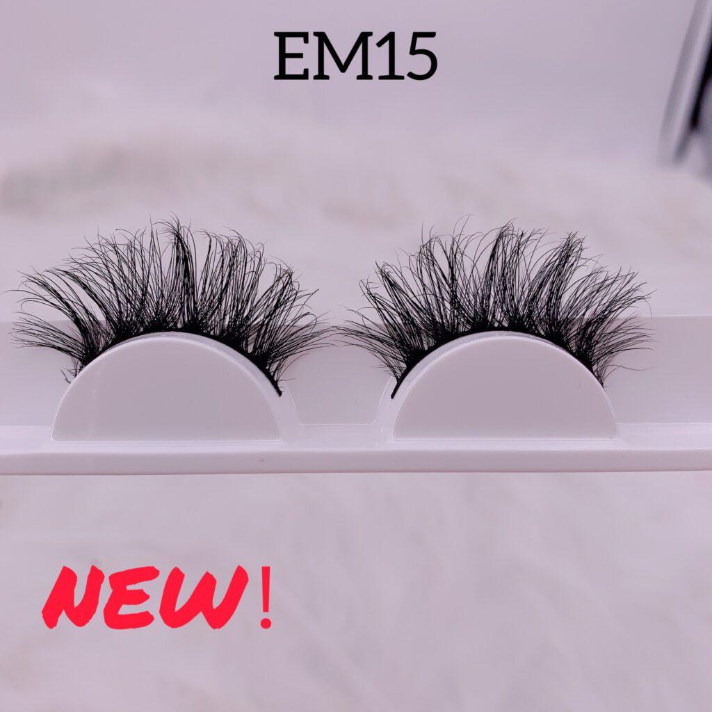 20mm mink lashes EM15