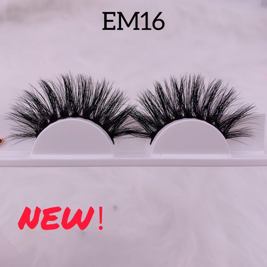 20mm mink lashes EM16