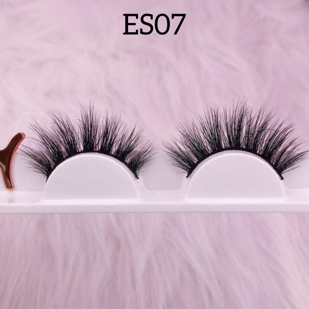 16mm mink lashes ES07