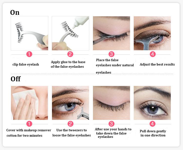 How To Use Eyelash Tweezers