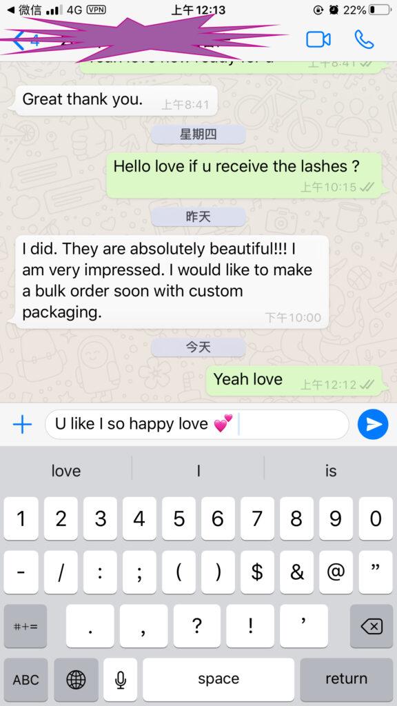 25mm eyelashes