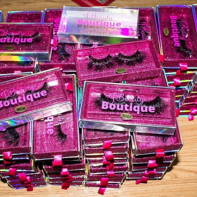 eyelash packaging bulk