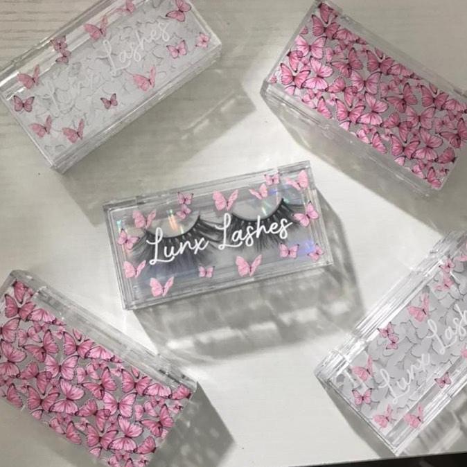butterfly lash packaging