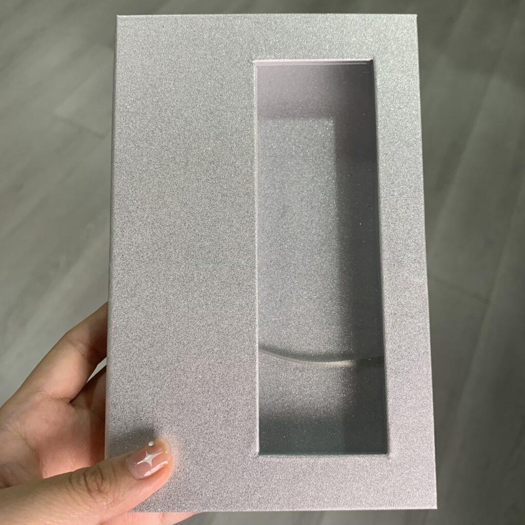 5 pairs wholesale lash book boxes